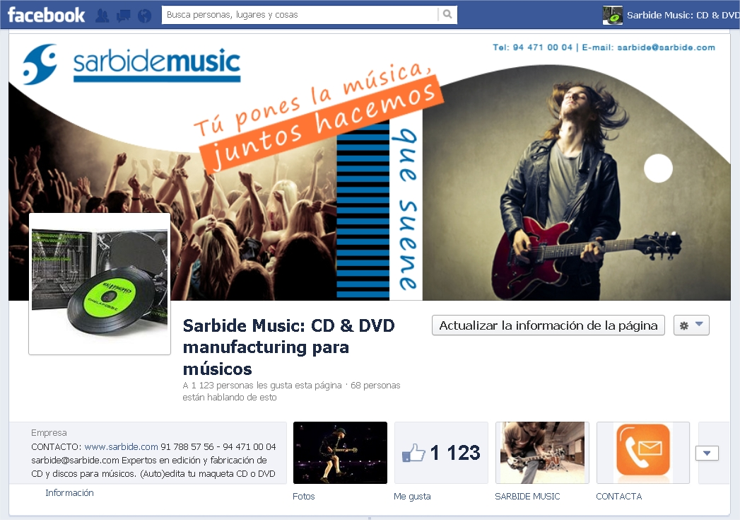 Sarbide music facebook